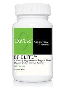 Olive Extract Vermont Leaf - Bp Elite 120 Veg Capsules