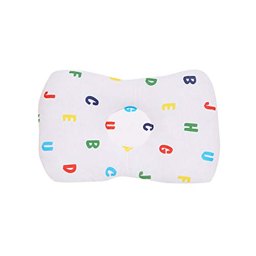Baby Pillow Newborn Head Protection Cushion Baby Bedding Infant Nursing Pillow Toddler Sleep Positioner Anti Roll,H