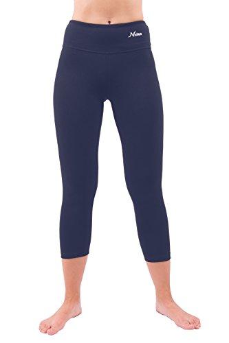 NIRLON Capri 7/8 Yoga Pants Capris for Women Best Cropped Leggings 22