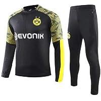 BVB Track Suit Black 2019-20 Unisex Training Suit