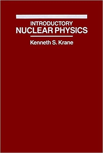 introductory nuclear physics krane solutions manual