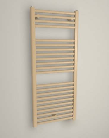 Coral- – Radiador para toallas – incluye Kit de grifo – Design plana 1775 x