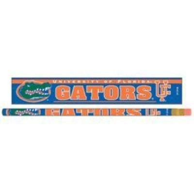 Florida Gators Pencil 6-pack