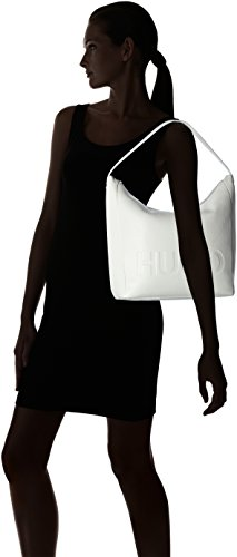 Bag Blanco de White Hugo hombro Shoppers Mujer Mayfair bolsos y Shoulder gZzz4UwqA