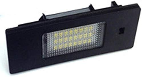 Dasing Car LED License Number Plate Light Error Free 24 Leds Trunk Lamp for BMW E81 E87 E63 E64 E89 Z4 F20 F21 DXY88