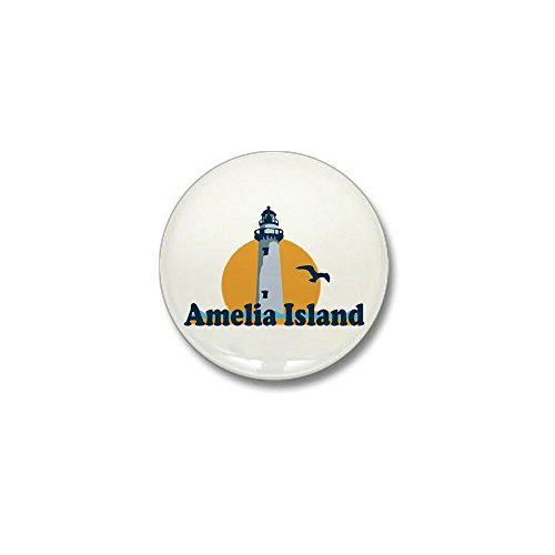 - CafePress Amelia Island - Lighthouse Design. 1