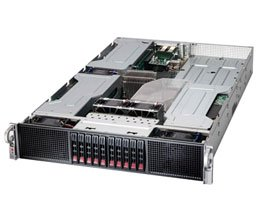 New Supermicro 2U SuperServer SYS-2028GR-TR with full warranty