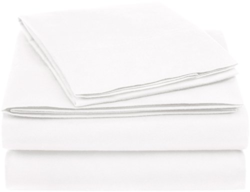 AmazonBasics Essential Cotton Blend Sheet product image