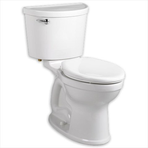 American Standard 4225A064.020 Champion Pro 6 Litre Toilet Tank with Tank Cover Locking Device - White
