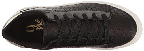 Nine West Damen Nwprokos Sneaker Schwarz (Black/ Black/ Gunmetal)