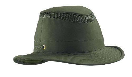Tilley Unisex Adult LTM5 Airflo Hat,Olive,7 3/8