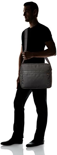 Fred Perry Bag Men's Perry Nylon Shoulder Black Men's Fred qFf1n7xE