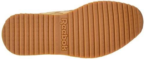 cappuccino pure Orange Gimnasia Unisex Orange Mu Zapatillas gum De pure gum Leather Cappuccino Marrón Reebok Cl Adulto yczqZCz4