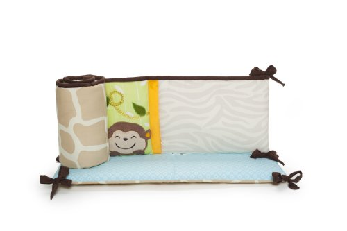 Carter's All Around Bumper, Jungle Play (Discontinued by Manufacturer)