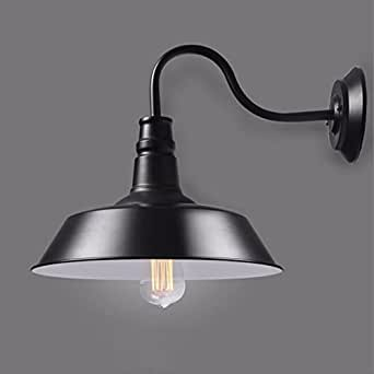 QIMLIGHT Plug in Wall Sconce Modern Wall Lamp Vintage