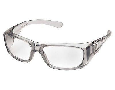 Pyramex SG7910D20 Emerge Safety Glasses Gray w/ Clear +2.0 Reader Lens (12 Pair)