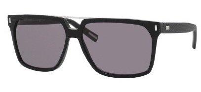 160e5d7f535 Dior Homme 807 Black Black Tie 134S Square Aviator Sunglasses - Buy ...