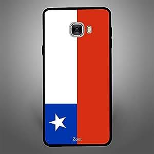 Samsung Galaxy C7 Chile Flag