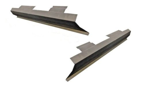 Motor City Sheet Metal Works With 1996-2007 FORD TAURUS 4DR Outer Rocker Panels PAIR