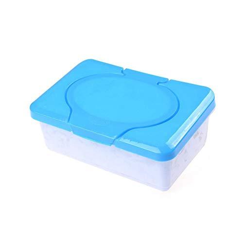 Cajas de pañuelos Baby Wipes dispensador no tóxico, portátil, para toallitas húmedas, adecuado para toallitas húmedas…