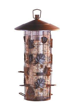 Perky Pet 337 8 Lb Capacity Squirrel-Be-Gone III Bird Feeder