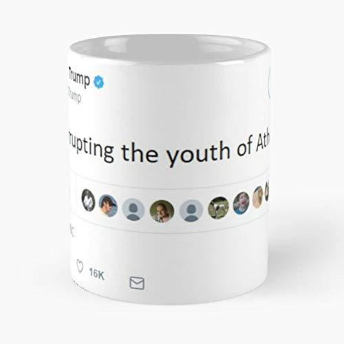 Philosophy Socrates Plato Coffee Mugs Best Gift