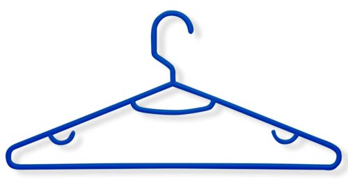 Honey Can Do Lightweight Recycled Plastic Hangers