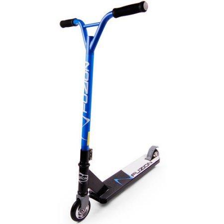 Fuzion X-3 Pro Scooter (Black)