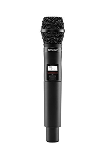 (Shure QLXD2/SM87 Handheld Wireless Transmitter with SM87A Microphone, G50)