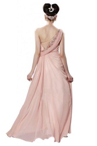 Passat Women's Evening Gown Kim Kardashian Dress Size US8 Color Pink
