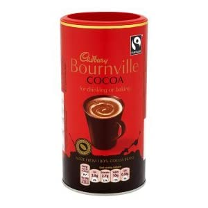 Original Cadbury Fairtrade Bournville Cocoa Imported From The UK England The Very Best Of British Cocoa Cocoa Powder