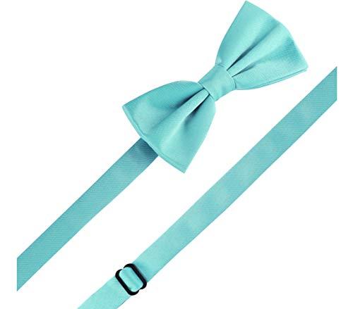 Ladeheid x Turquoise Tie Mans 6cm M Bow 12cm UnRUSxCqw
