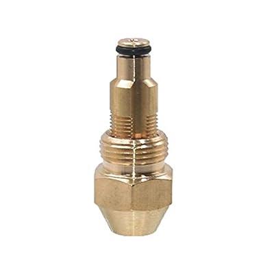 Autu Parts for 100735-20 PP222 Nozzle Kit Fits HA3028 150K 155K 165K BTU Heaters Reddy Desa Master Remington Dayton: Automotive