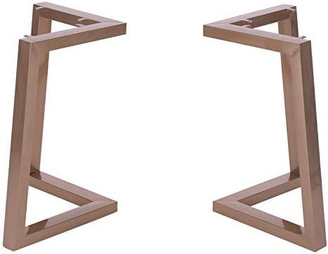 Patas de la Mesa, Patas de Acero en Forma de L, Patas rústicas ...