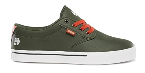 Etnies Skateboard Jameson 2 Eco Green/orange Etnies Shoes