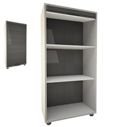 Armadietti In Plastica Ikea.Mobile Armadietto Modulare Serrandina Pvc 120 Amazon It Fai Da Te