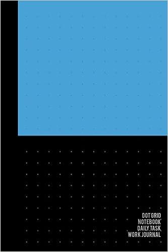 amazon com dot grid notebook daily task work journal