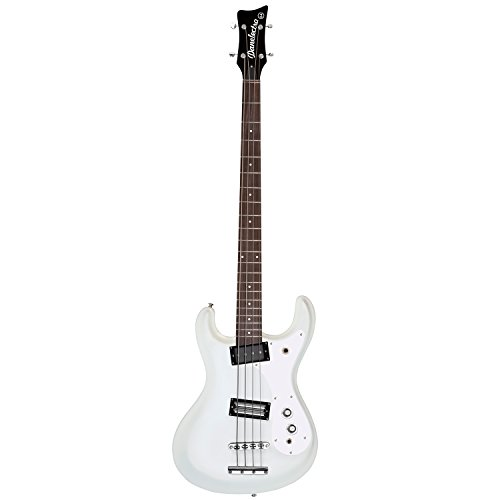 Danelectro '64 Electric Bass Vintage White (Danelectro Bass)