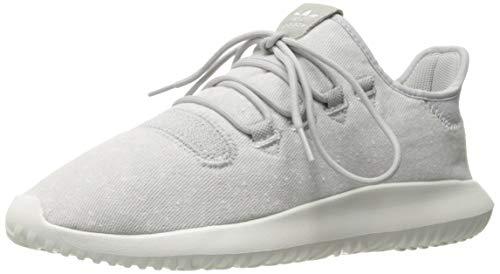huge discount 3e580 0cf1b Zapatillas White m grey crystal Gris 9 blanco Adidas White Shadow Us gris  Deporte Hombre crystal D Two De 5 blanco Para Tubular rcgZWarPq