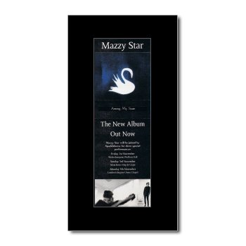 Mazzy Star - Among My Swan Matted Mini Poster