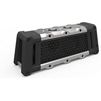 Fugoo Tough - Portable, Waterproof, Rugged Bluetooth Wireless Go Anywhere Speaker