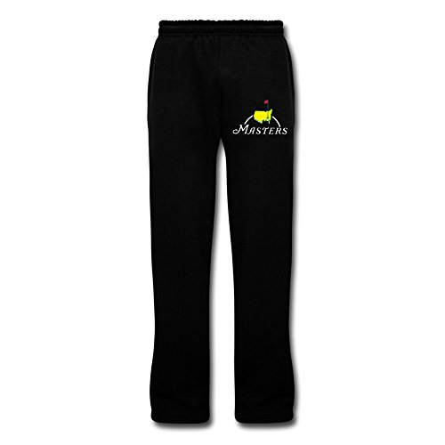 black-2016-masters-tournament-mens-sports-pants-for-man-size-xxl-one-size-small