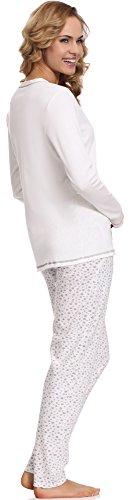 Notte Mama per IF 0223 Ecru Allattamento Liwia Italian da Pigiama Fashion Donna C1ZxX7