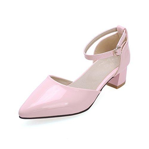 Sandales 1TO9 Rose Femme Inconnu Compensées qxvwXURZq1