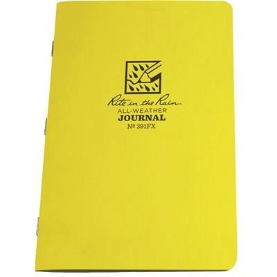 Rite in the Rain #391FX Journal Notebooks, 4 5/8'' x 7'', Pkg. of 3 By Tabletop King by Tabletop King
