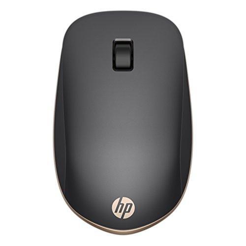 HP Z5000 Silver Wireless Mouse Bluetooth Black,Copper