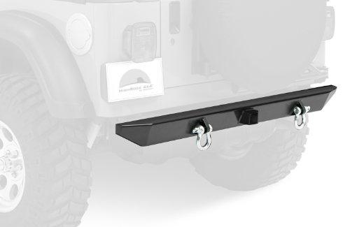 Bestop Jeep Bumper - 4