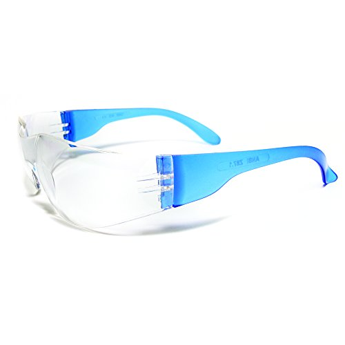 Ultimate UV Protection, Scratch Resistant Clear Lenses Safety Glasses, Pack of 12 by ULTIMATE SAFETY GLASSES (Image #6)