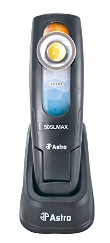 Astro Pneumatic Tool 50SLMAX 450 lm Rechargeable Dual Temperature Color Match Light, Multicolor]()
