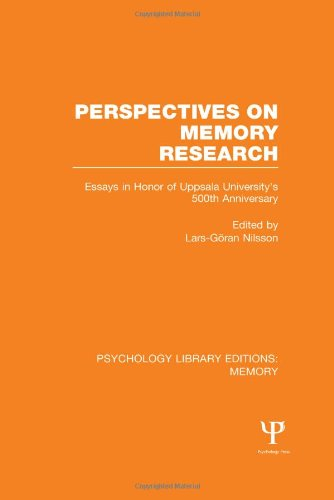 psychology thesis on memory Journals journal of experimental psychology: learning, memory, and cognition, journal of memory and language, memory, and.